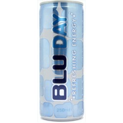 Energético Blu Day Refreshing 250 ML