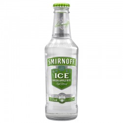 Vodka Smirnoff Ice Maçã Verde 275 ML