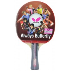 Raquete para Ping Pong Butterfly Always TBC302