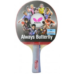 Raquete para Ping Pong Butterfly Always TBC401