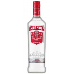 Vodka Smirnoff Triple Destilled Nº 21 Vol 600 ml