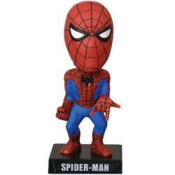 Boneco Spider Man - The Amazing Marvel Comics Funko- Bobble Head
