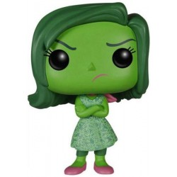 Boneco Disgust - Inside Out Disney-PIXAR Funko POP! - 134