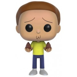 Boneco Morty - Rick and Morty - Funko POP! 113