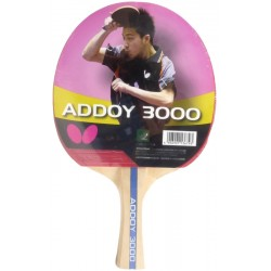 Raquete para Ping Pong Butterfly Addoy 3000