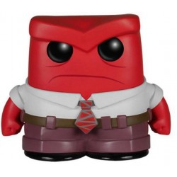 Boneco Anger - Inside Out Disney-PIXAR Funko POP! - 136
