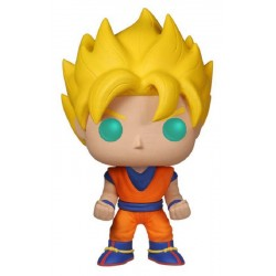 Boneco Super Saiyan Goku - Dragon Ball Z - Funko POP! 14