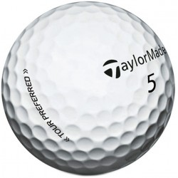 Bola de Golfe TaylorMade Tour Preferred (12 Unidades)