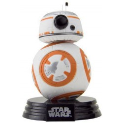 Boneco BB-8 - Star Wars - Funko POP! 61 Bobble Head