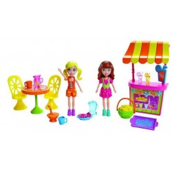 MATTEL POLLY DHY69 LEMONADE PARTY