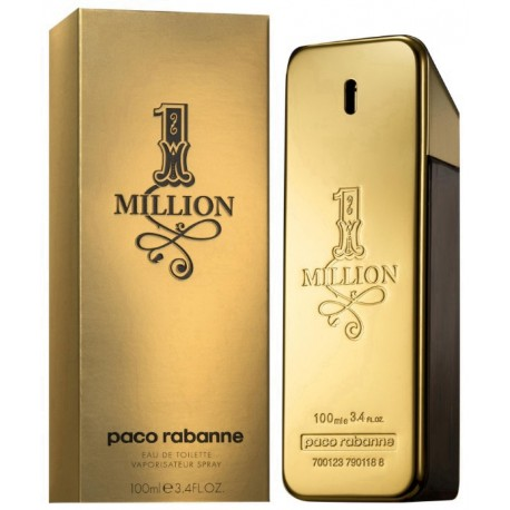 Perfume Paco Rabanne One Million 100ml EDT 007921
