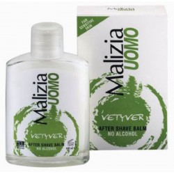 Balsamo After Shave Malizia UOMO Vetyver 100 ml
