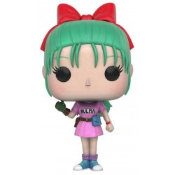 Boneco Bulma - Dragon Ball - Funko POP! 108