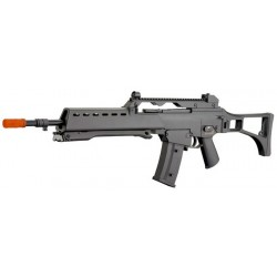 Fuzil Airsoft Bolt Electric G608-4 AEG Preto BBS 6mm