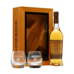 Whisky Glenmorangie The Original 700 ML + 02 Vasos