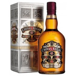 Whisky Chivas Regal 12 Anos 200ml Cx