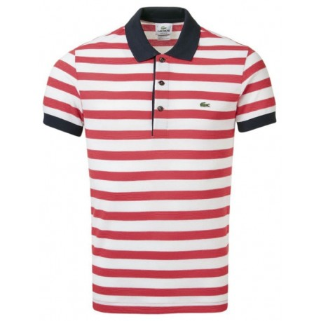 Camiseta Lacoste Regular Fit PH2044 21 8H5 - Masculino - Compras Online 75dd0710bc