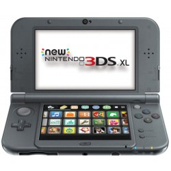 Console New Nintendo 3DS XL - Preto