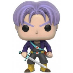 Boneco Trunks - Dragon Ball Z - Funko POP! 107