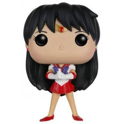 Boneco Sailor Mars - Sailor Moon - Funko POP! 92