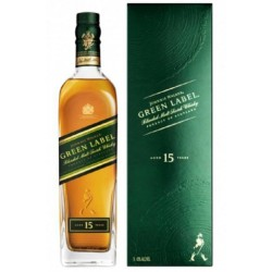 Whisky Johnnie Walker Green Label 750 ml C/C