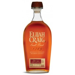 Whisky Elijah Graic Small Batch Bourbon 750mL 47% Alc