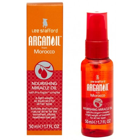 Óleo Miracle Lee Stafford Arganoil From Morocco 50mL