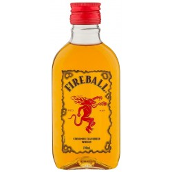 Whisky Fireball Cinnamon 200 mL