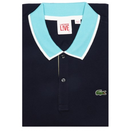 3553b947d4 Camisa Polo Lacoste Live PH1344 21 4DX - Masculino - Compras Online