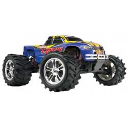 Automodelo Off Road Traxxas T-Maxx 1/10 4WD Monster Truck TRA491041T1 - Azul