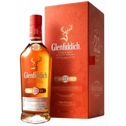 Whisky Glenfiddich Single Malt 21 Anos 750mL
