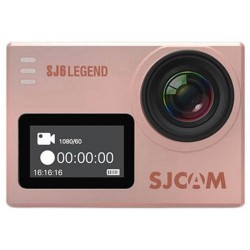 Câmera SJCAM SJ6 Legend WiFi ActionCAM 2.0'' Touch 4K - Rose