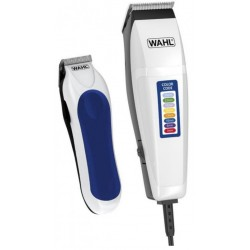 Kit Máquina de Corte Wahl Color Code Haircutting 9314-1708 - Branco(120V)