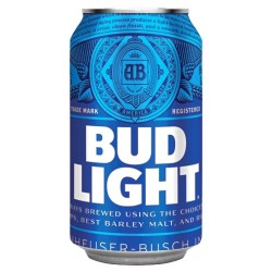 CERVEJA BUD LIGHT 354ML (LATA)