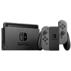 Console Nintendo Switch - Preto