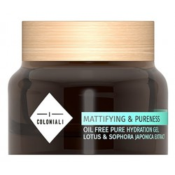 I Coloniali Mattifying & Pureness Oil Free Pure Hydration Gel 50mL