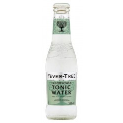 Água Tônica Fever-Tree Water Elderflower - 200mL