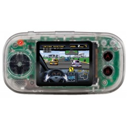Mini Vídeo Game Portátil Dreamgear MY ARCADE Gamer X Portable com 206 jogos Retro
