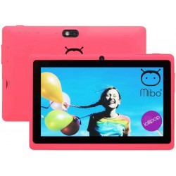 "Tablet Mibo MBT-07 Tela 7"" WiFi 1Gb/8Gb Câm. 0.3/5MP Rosa"