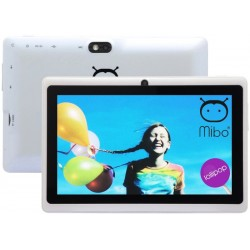 "Tablet Mibo MBT-07 Tela 7"" WiFi 1Gb/8Gb Câm. 0.3/5MP Branco"