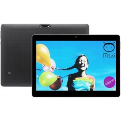 "Tablet Mibo MBT-10 Tela 10"" WiFi 1Gb/8Gb Câm. 0.3/5MP Preto"