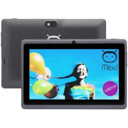 "Tablet Mibo MBT-07 Tela 7"" WiFi 1Gb/8Gb Câm. 0.3/5MP Preto"