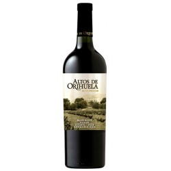 Vinho Altos de Orihuella Roble Premium Syrah 2015 - 750mL