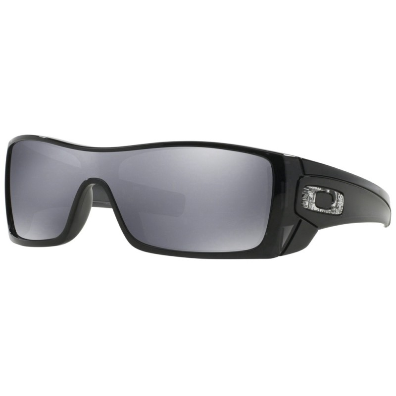 ... Óculos de Sol Oakley Batwolf OO9101 01 Black Ink Black Iridium ... 30211152fb