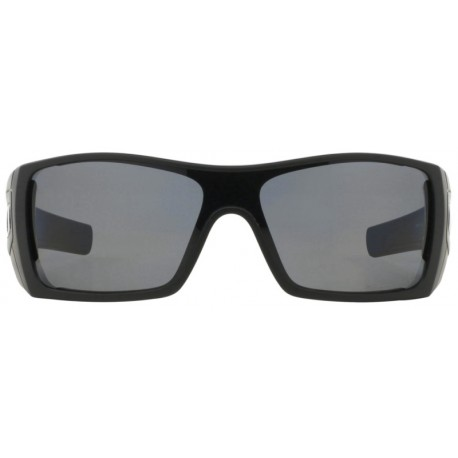 Óculos de Sol Oakley Batwolf OO9101 04 Matte Black Grey Polarized ... 58cf834719