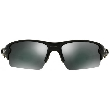 Óculos de Sol Oakley Flak 2.0 OO9295 07 Polished Black Black Iridium ... 1a4cd6ad4f