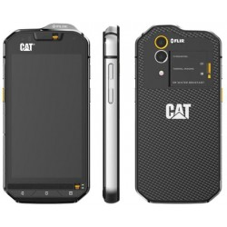 "Smartphone Caterpillar Cat S60 3GB/32GB LTE 1Sim Tela 4.7"" Câm.13MP+5MP-Preto"