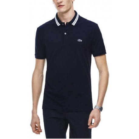 Camisa Polo Lacoste Slim Fit PH2026 21 525 Masculina - Compras Online 68f6a1f724