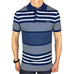 Camisa Polo Lacoste Slim Fit PH2075 21 DNB Masculina