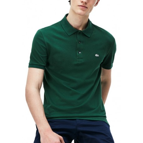 bf244f8567aa9 Camisa Polo Lacoste Slim Fit PH4014 21 132 Masculina - Compras Online